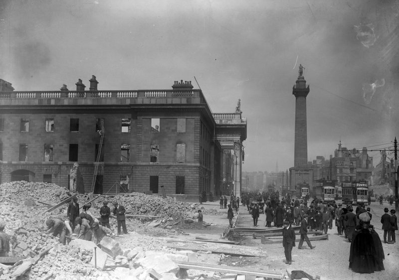 Dublin General Post Office 1916