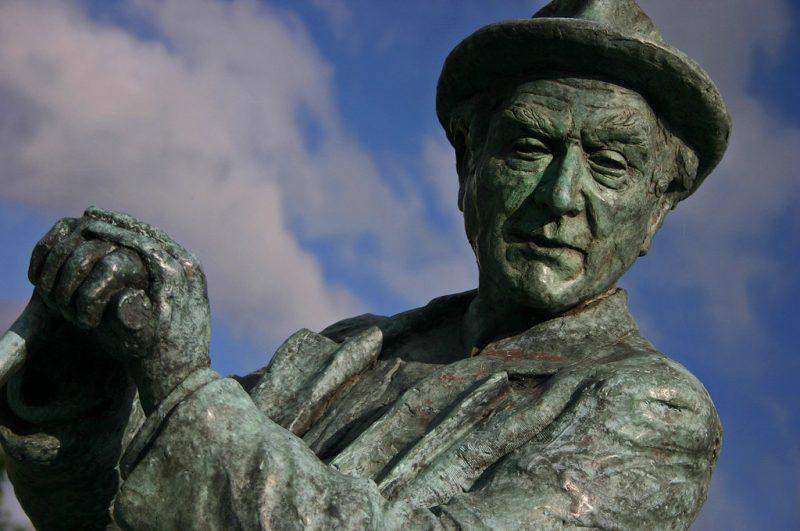 Eamon Kelly Irish storyteller
