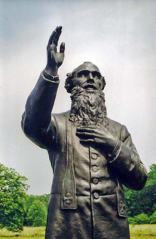Fr. William Corby at Gettysburg