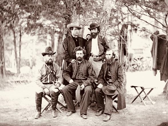 Irish in the Civil War