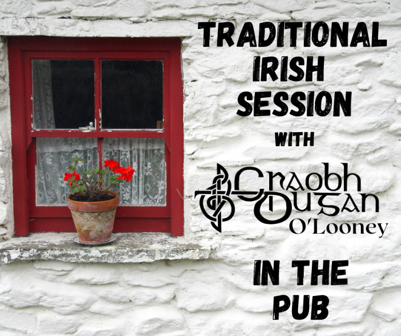 Irish Session Five Points Public House Utica NY
