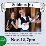 Soldiers Joy Irish Cultural Center Utica NY